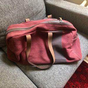 EVERLANE weekender duffle bag